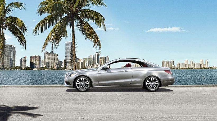 Mercedes-Benz E-Class Coupe 2013, United Arab Emirates