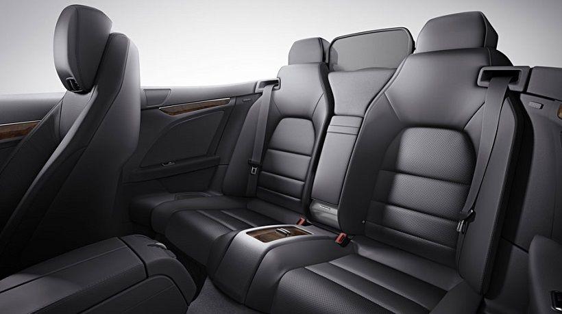 Mercedes-Benz E-Class Cabriolet 2013, Kuwait