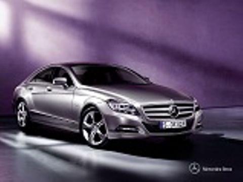Mercedes-Benz CLS Class 2013, Kuwait