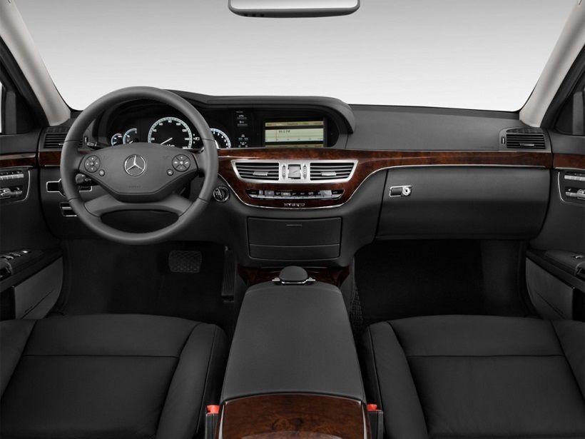 Mercedes-Benz S-Class 2013, Kuwait
