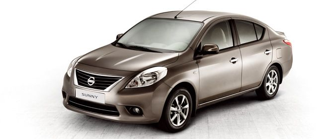 Nissan Sunny 2013, Qatar