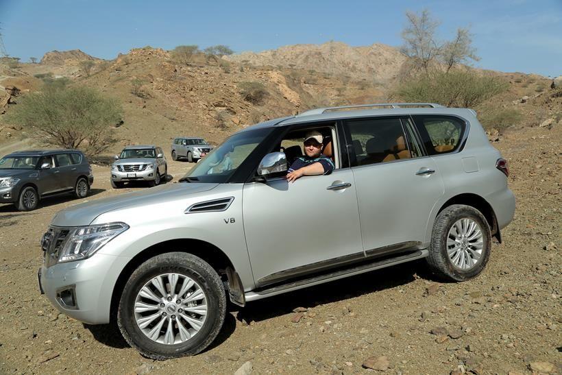 Nissan Patrol 2013, Kuwait