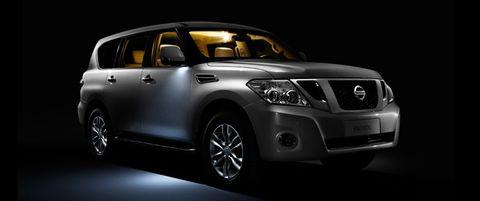Nissan Patrol 2013, Qatar