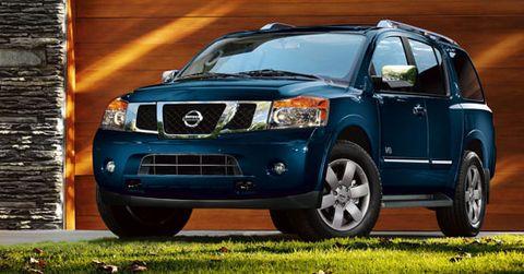 Nissan Armada Price In Qatar New Nissan Armada Photos And Specs Yallamotor