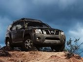 Nissan Xterra 2013, Qatar