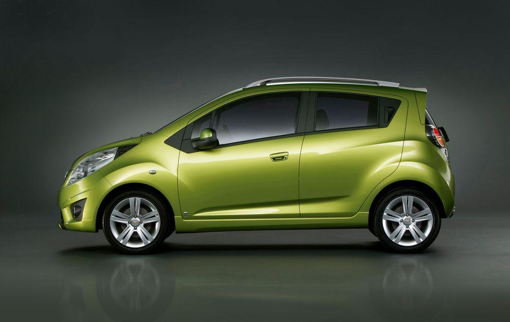 Chevrolet Spark 2012, United Arab Emirates