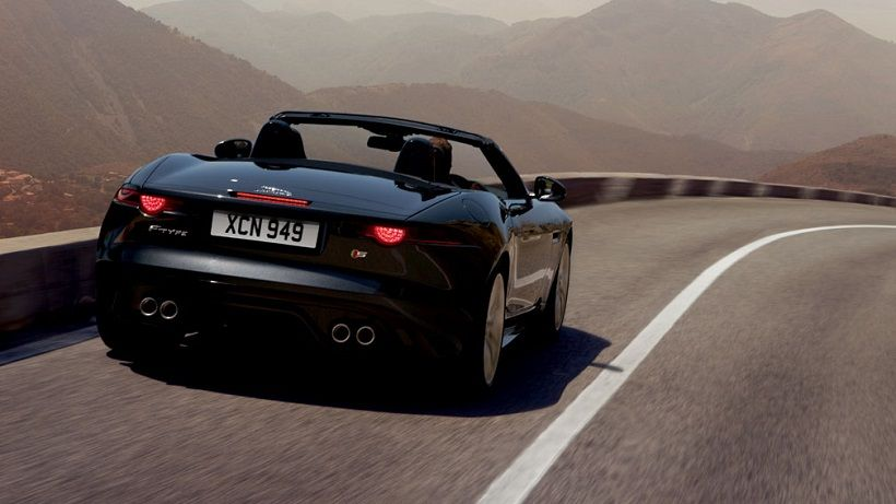 Jaguar F-Type 2013, Bahrain
