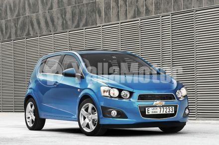 Chevrolet Sonic 2012, Oman