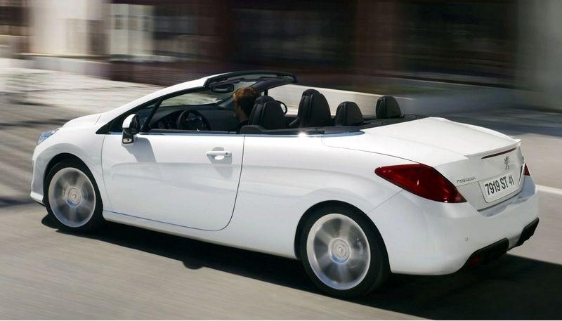 Peugeot 308 CC 2013, Kuwait