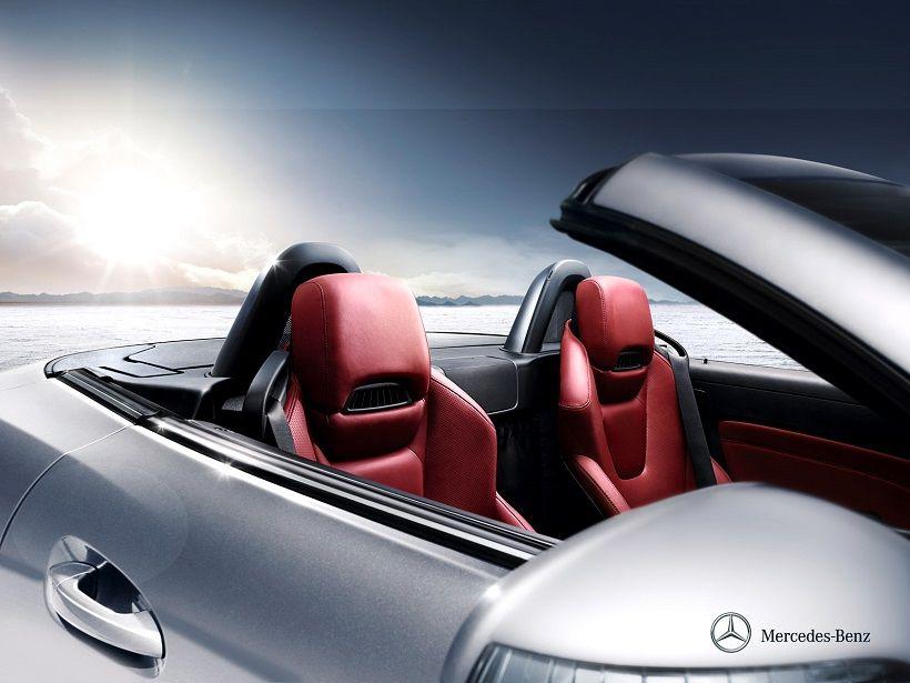 Mercedes-Benz SLK-Class 2013, Bahrain