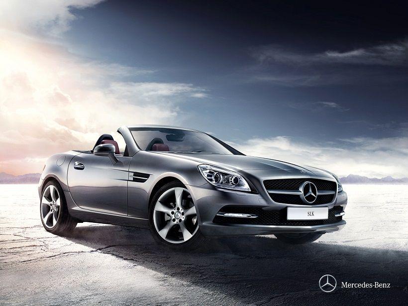 Mercedes-Benz SLK-Class 2013, Oman