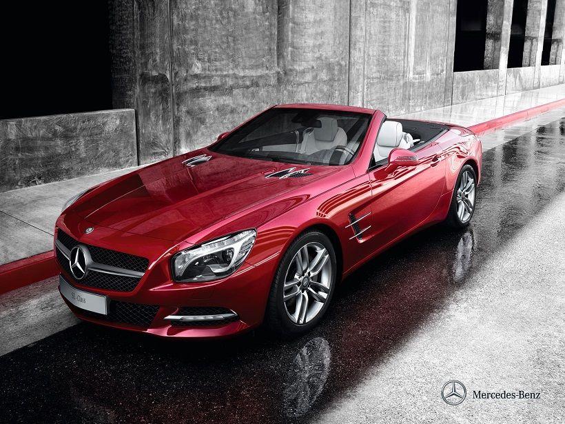 Mercedes-Benz SL-Class 2013, Bahrain