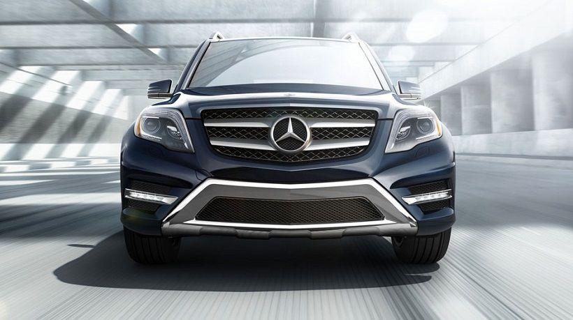 Mercedes-Benz GLK-Class 2013, Oman