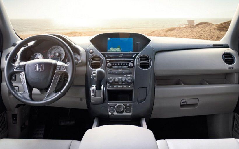 Honda Pilot 2012, United Arab Emirates