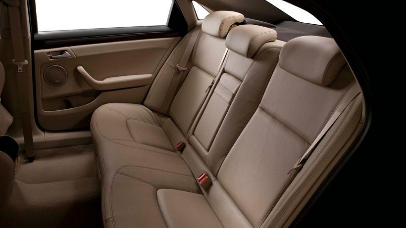 Chevrolet Caprice 2012, Saudi Arabia