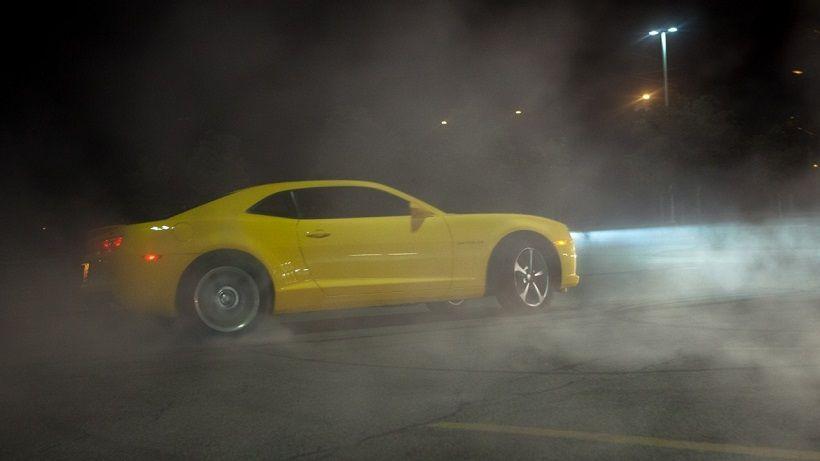 Chevrolet Camaro Coupe 2012, Saudi Arabia