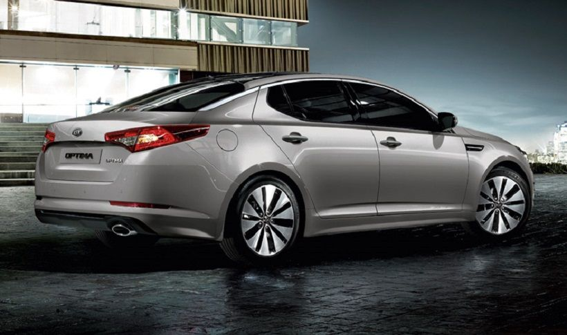 Kia Optima 2014, Qatar