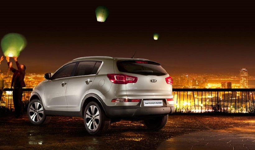 Kia Sportage 2014, United Arab Emirates