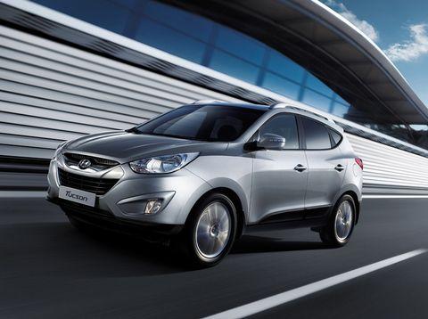 Hyundai Tucson 2014, United Arab Emirates