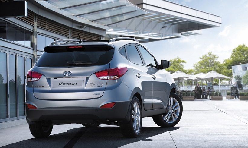 Hyundai Tucson 2014, United Arab Emirates