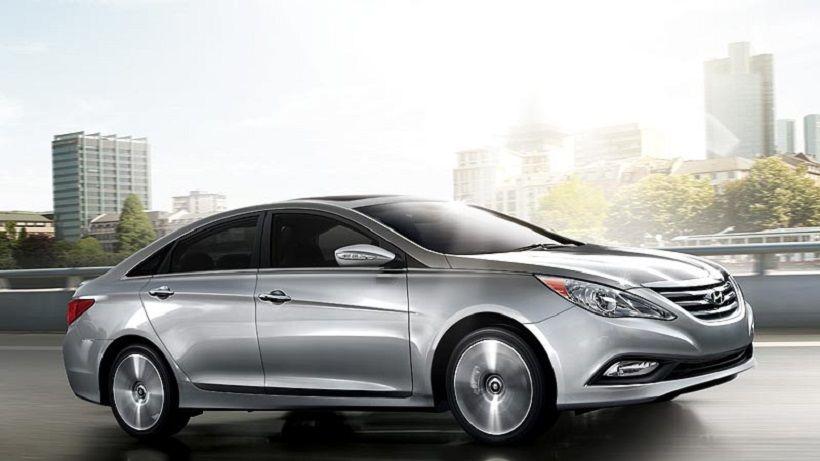 Hyundai Sonata 2014, Kuwait