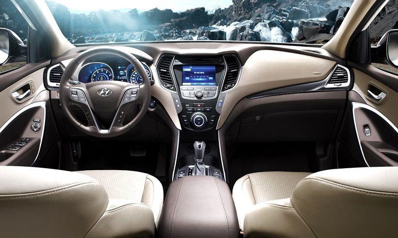 Hyundai Santa Fe 2014, Kuwait