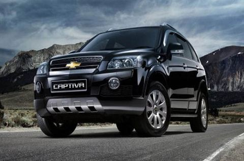 Car Pictures List For Chevrolet Captiva 2012 2 4l Qatar Yallamotor