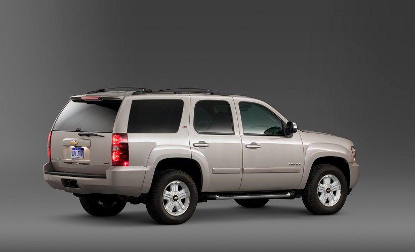 Chevrolet Tahoe 2012, United Arab Emirates
