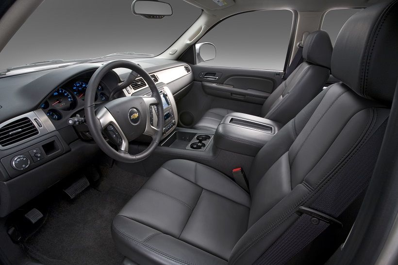Chevrolet Tahoe 2012, Bahrain
