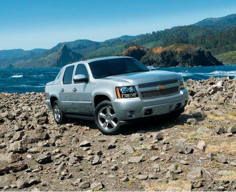 Chevrolet Avalanche 2012 Ltz In Oman New Car Prices Specs