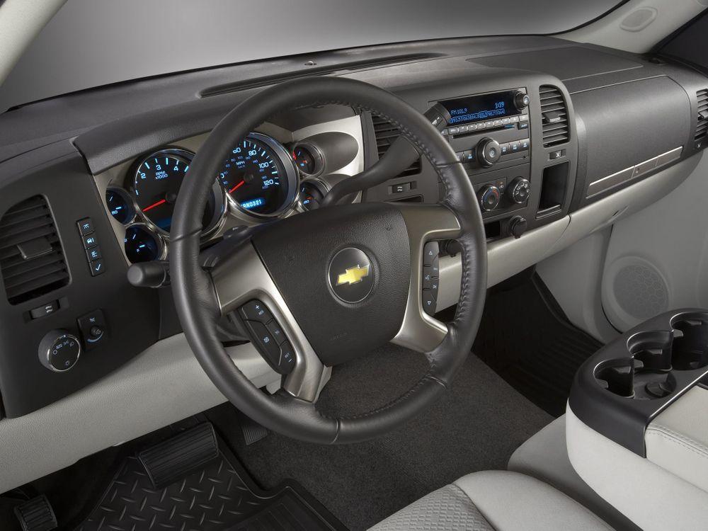 Chevrolet Silverado 2012, Qatar