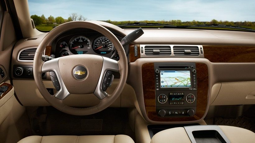 Chevrolet Silverado 2012, Oman