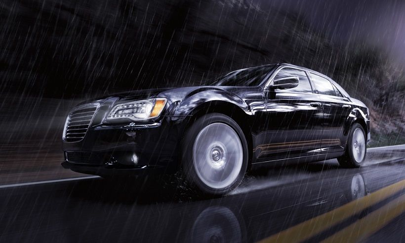 Chrysler 300C 2012, Qatar