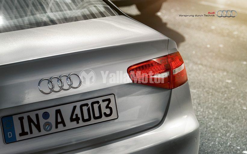 Audi A4 2014, Egypt