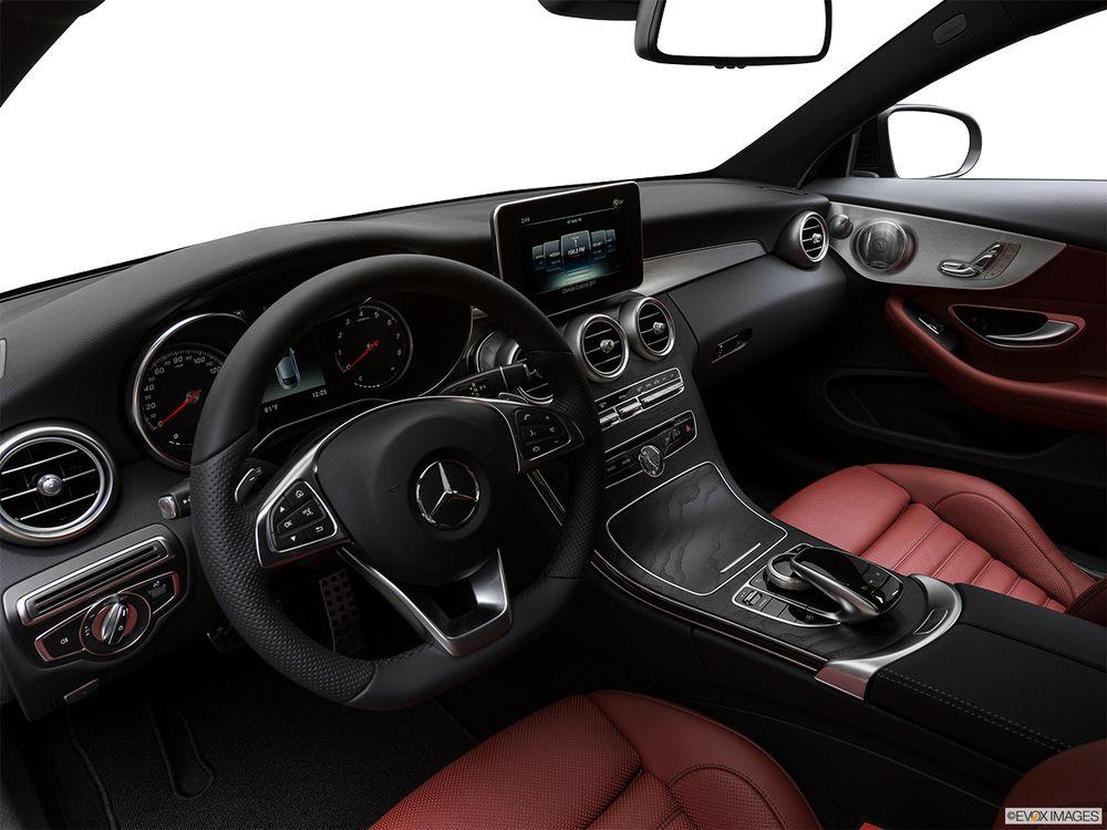 Mercedes-Benz C-Class Coupe 2018, Qatar