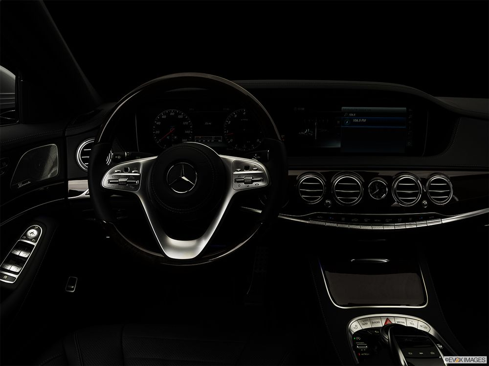 Mercedes-Benz S-Class 2018, Qatar