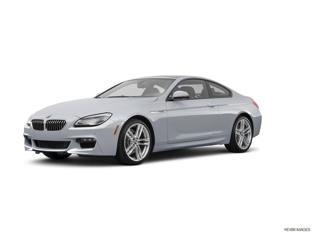 BMW 6 Series Coupe 2018, Egypt