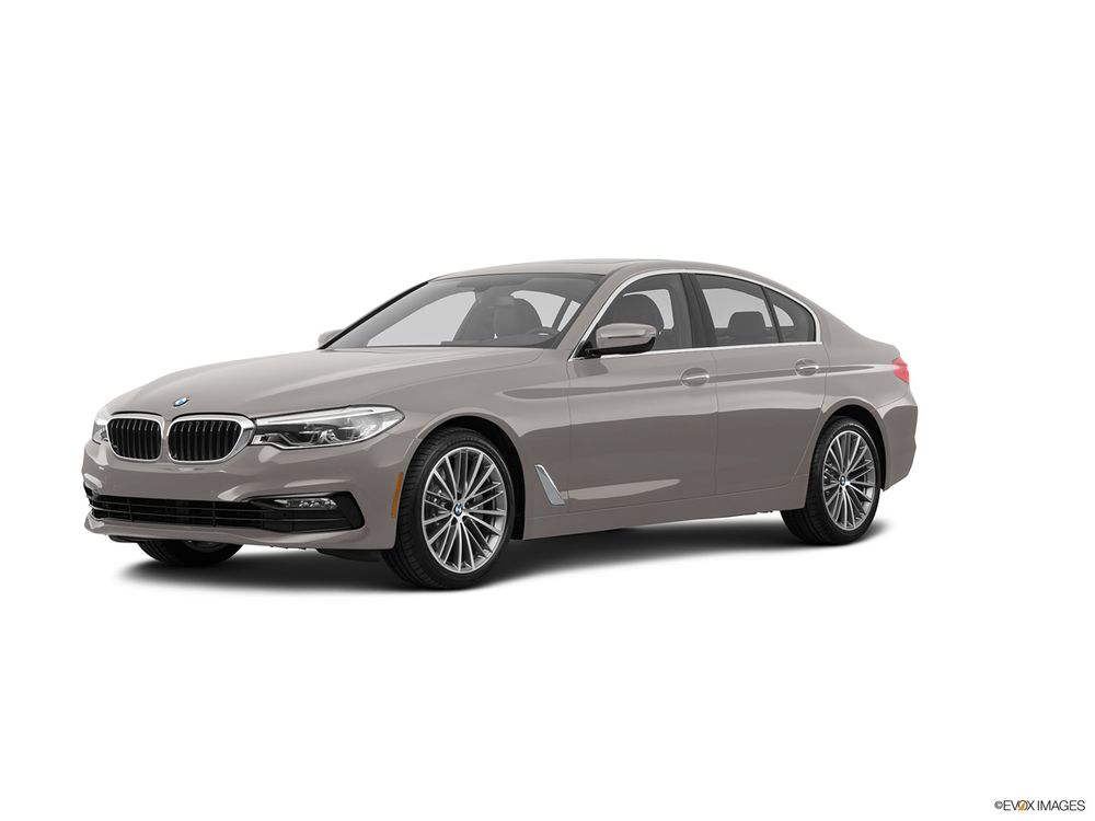BMW 5 Series 2018, Egypt