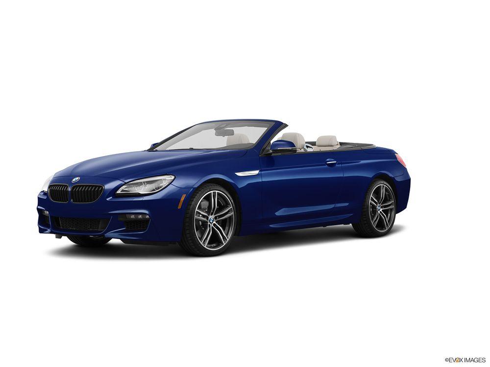 BMW 6 Series Convertible 2018, Kuwait
