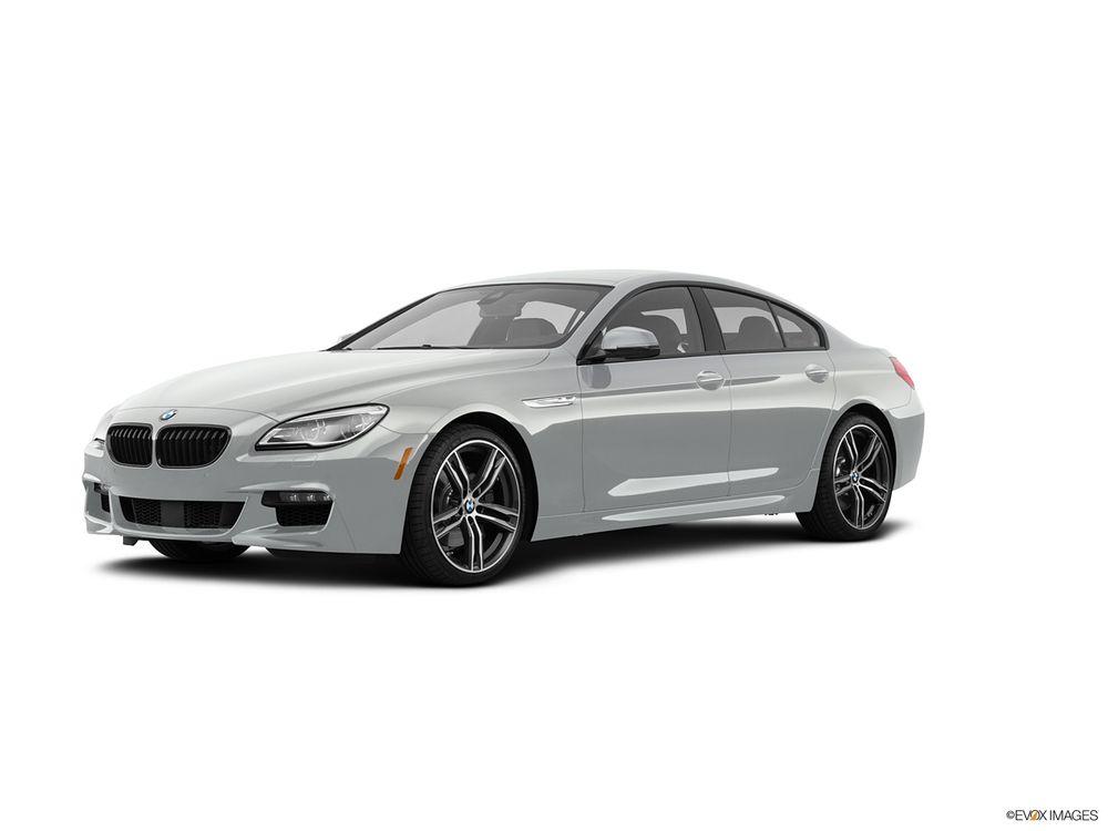 BMW 6 Series Gran Coupe 2018, Kuwait