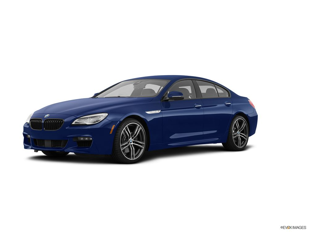 BMW 6 Series Gran Coupe 2018, Saudi Arabia