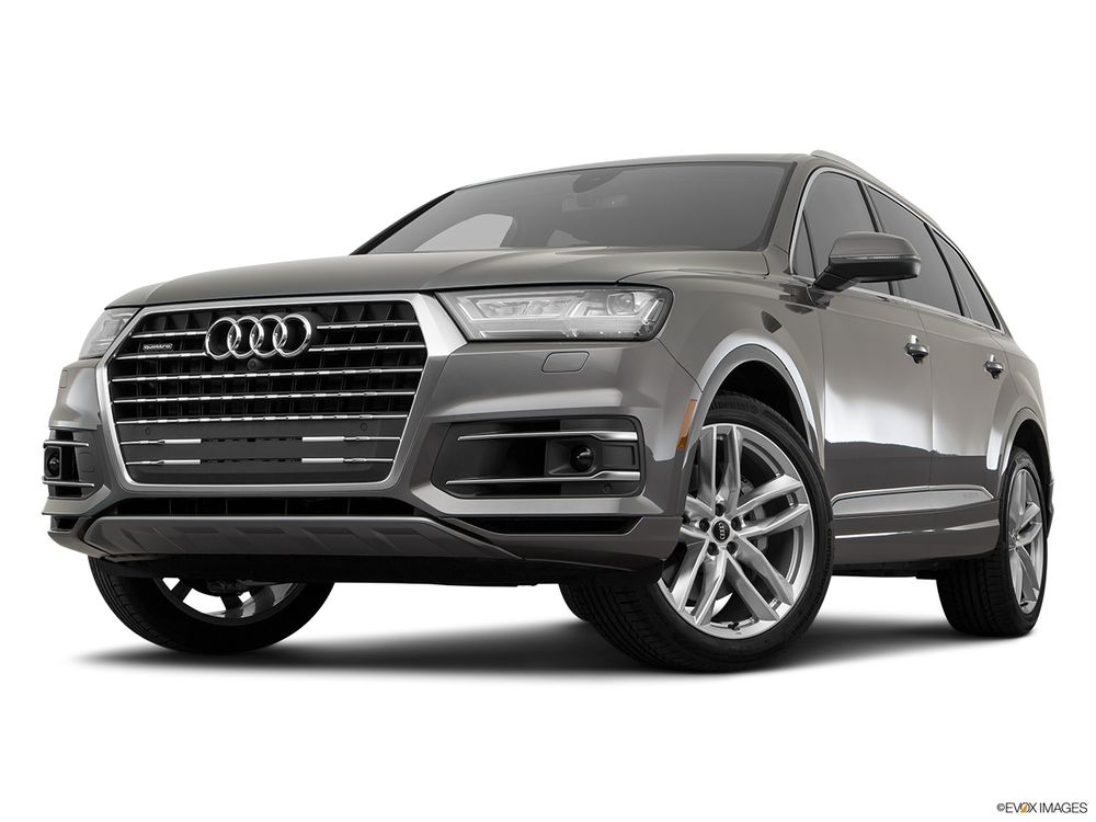 Audi Q7 2018, Kuwait