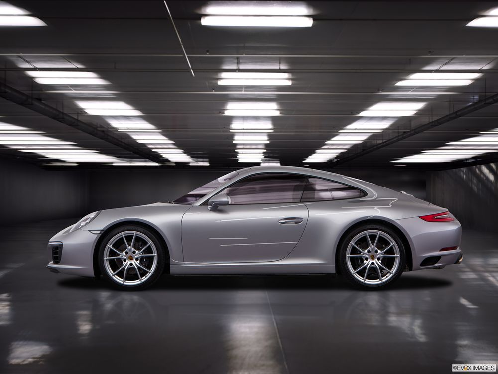 Porsche 911 2018, Kuwait