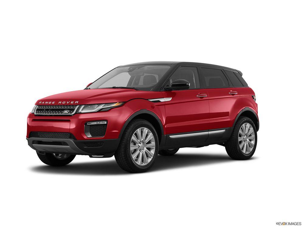 Land Rover Range Rover Evoque 2018, Kuwait