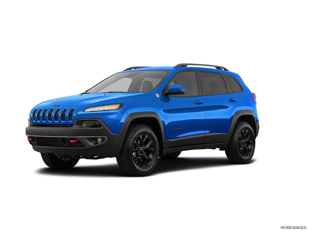 Jeep Cherokee 2018, Kuwait