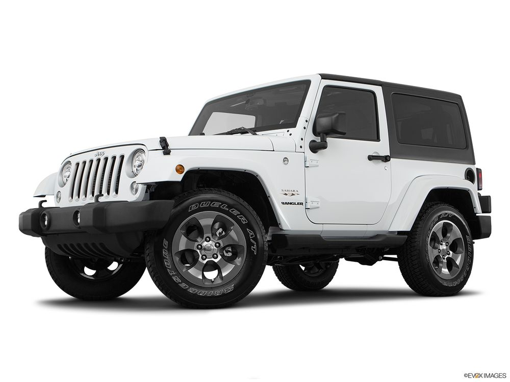 Jeep Wrangler 2018, Kuwait