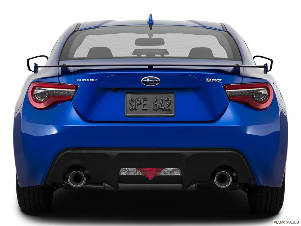 Subaru BRZ 2018, United Arab Emirates