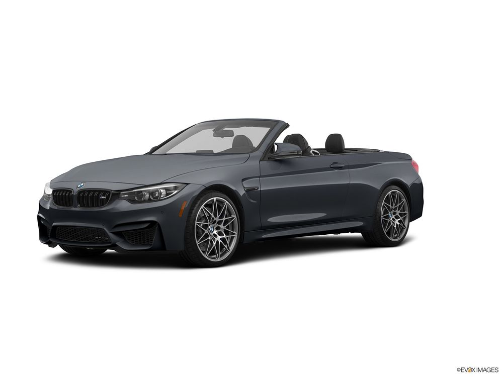 BMW M4 Convertible 2018, Egypt