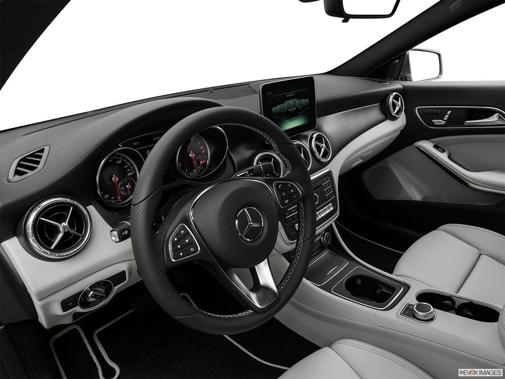 Mercedes-Benz CLA-Class 2018, Kuwait