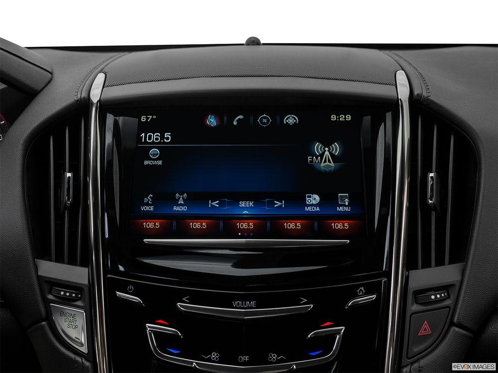 Cadillac ATS-V Sedan 2018, Qatar